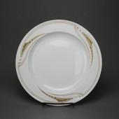 "SOLD Meissen art nouveau dinner plate ""Peitschenhieb"" by Henry van de Velde"