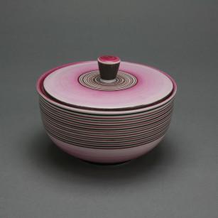 Arzberg Fritz von Stockmayer lidded bowl ca. 1931 d. 11,5 cm