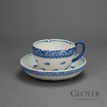 Meissen art nouveau coffee cup by Richard Riemerschmid ca. 1905