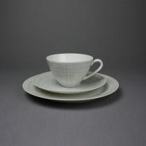 VERKAUFT Arzberg Form 2025 Filigran Gedeck mit Teetasse